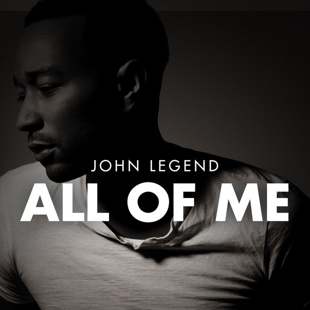 Wedding Songs – Song Of The Day, John Legend - All Of Me