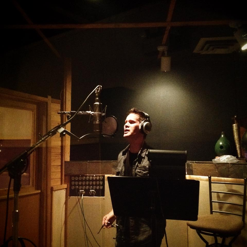 How to be an Entertainer ~ 6 of 6 – Singing in a Studio