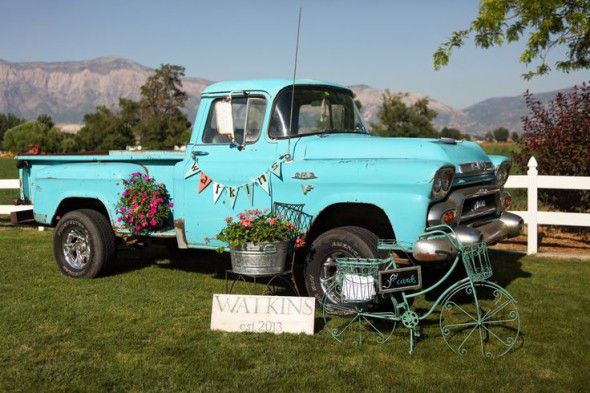 Wedding Decoration Ideas ~ Rustic Touches